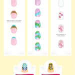 Uñas decoradas paso a paso (11)