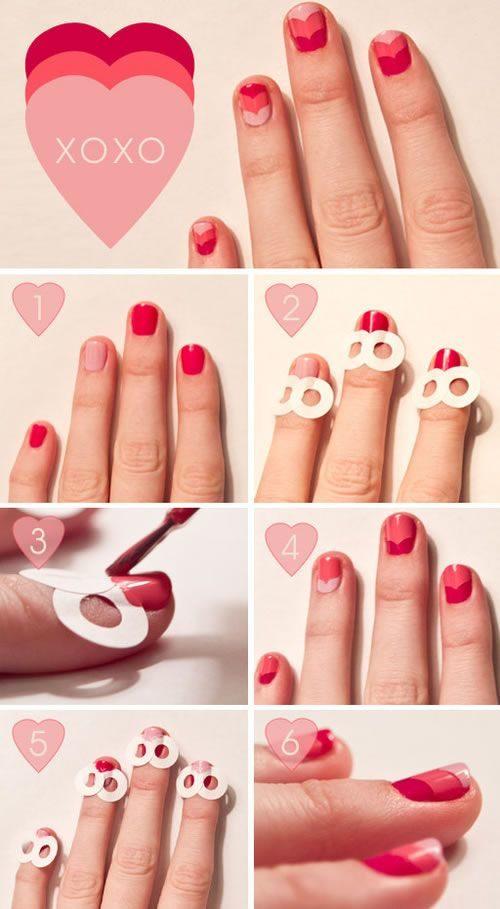 95 Uñas decoradas para San Valentín
