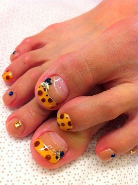 Decoración de uñas de los pies [181 diseños hermosos]