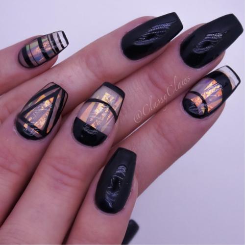 dd99f5d91 Uñas acrílicas, uñas de gel y uñas de porcelana: fotos, diseños ...