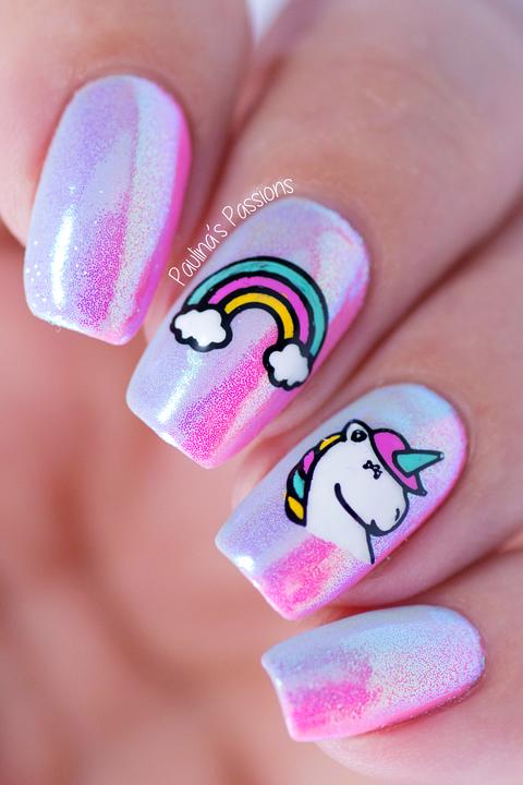 U as de unicornio f ciles y paso a paso para ni as - Las mejores unas ...