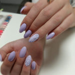 latest nail paints designs Inspirational Latest Nail Color From Fancy Bridal Pastel Nails Art Fashion E9A