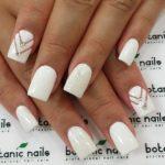 white color nail designs Luxury 50 White Nail Art Ideas
