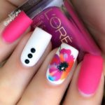 20 Cute Spring Nail Designs 2019 – Pretty Designs inside Nails Design 2017 Spring